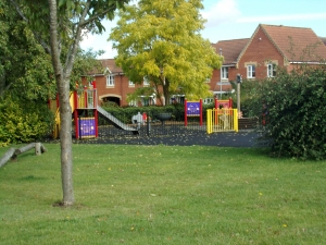 Vic Green play area